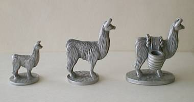 Keepsake Miniature Llamas